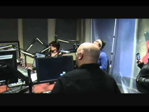 Hypnotist Joe Francis Radio Sing Along and Orgasm On Air