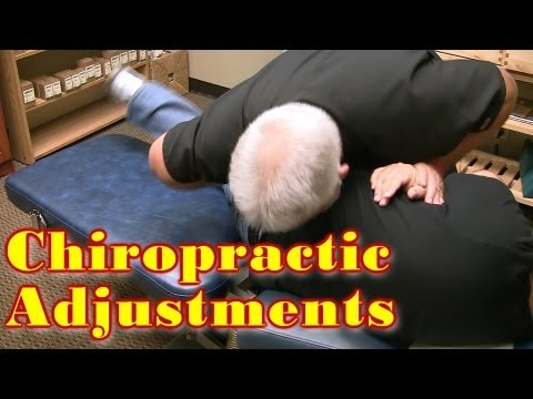 Back Pain Cures: Chiropractic Adjustments Demo, Austin Chiropractor Jeff Echols