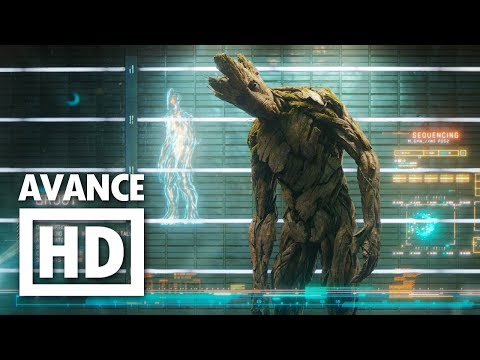 Guardianes de la Galaxia - 'Groot' - Subtitulado Latino (HD)