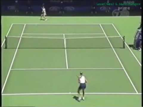 Martina Hingis vs Mary Pierce 1997 AO Highlights Video