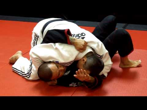 Jiu Jitsu Techniques - Guard Pass / Submissions from side control - Armbar, Triangle, Lapel Choke Image 1