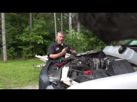 6 0 POWERSTROKE F250 F350 DRIVE BELT REMOVAL TIPS AND