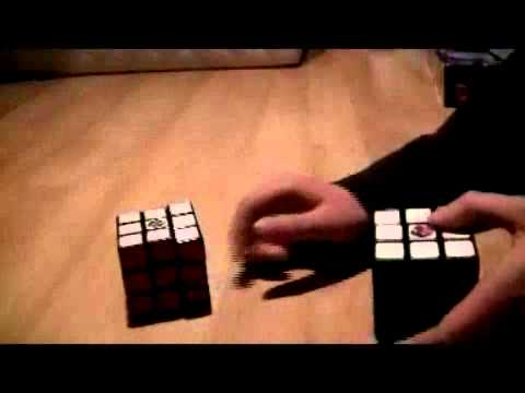 ReviewBrothers - Rubik's Cube vs Ghost Hand 3x3 - Review