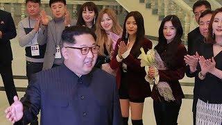 Diktator Kim Jong-un Nonton Pentas K-pop di Pyongyang