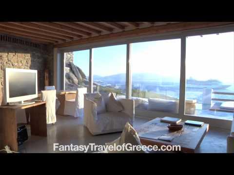 Greece Travel: Cavo Tagoo Hotel: Mykonos Hotel