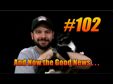 And Now the Good News #102: 9/16/2014