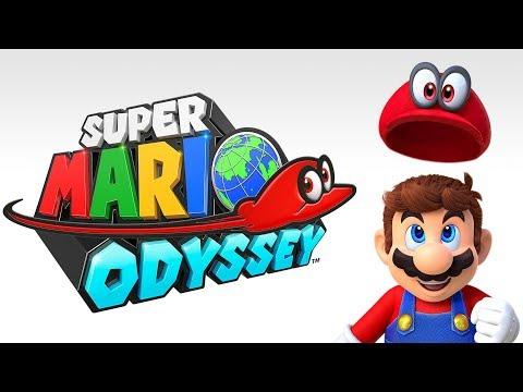 SUPER MARIO ODYSSEY - O INCRÍVEL INÍCIO DE GAMEPLAY!