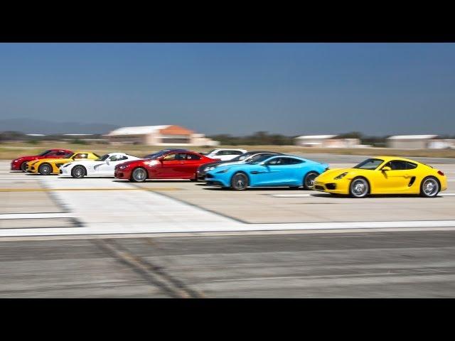 World's Greatest Drag Race 3! - YouTube