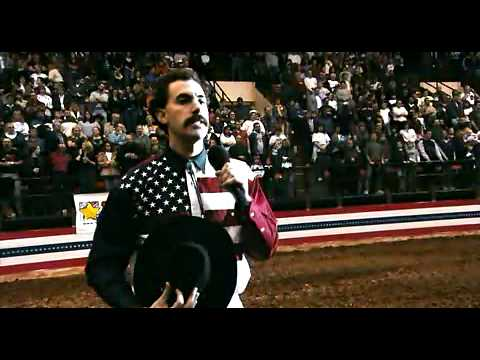 Borat Trailer [German / Deutsch] - 3. November 2006