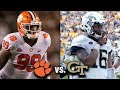 Clemson vs. Georgia Tech Preview