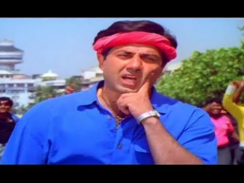 Jatt Lutiya Gaya - Champion - Sunny Deol & Manisha Koirala -...