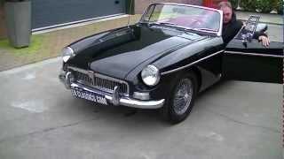 MG MGB 1966 Roadster VIDEO - www.ERclassics.com