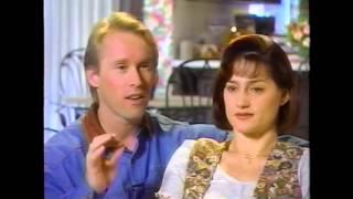 1994 Nadia Comaneci Returns to Romania - Part 3/4