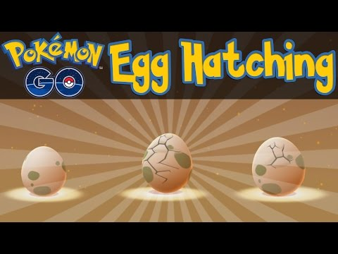 Pokemon GO - How To Hatch Eggs! [Pokemon GO iOS/Android Tips & Tricks]