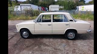 Машина почти 40 лет простояла в гараже.ВАЗ 2101, 1978 Пробег: 14000 км