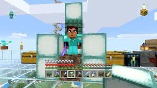 Making A Modern Elevator - Minecraft
