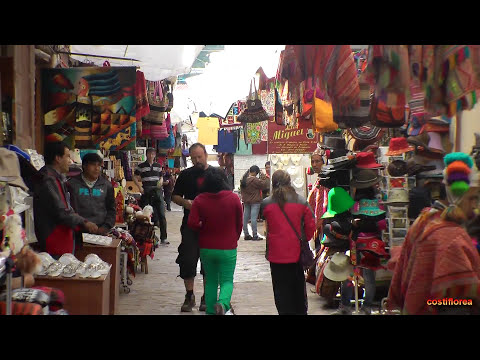 Peru - Urubamba Sacred Valley of the Incas,part2 - South America part 53 - Travel video HD