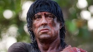 Sylvester Stallone Talks 'Rambo 5'