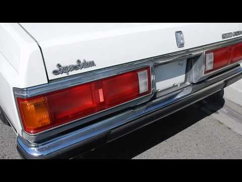 Images for toyota crown 2600 deluxe automatic