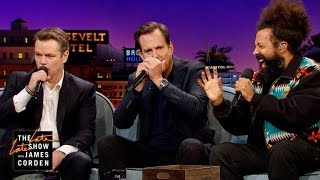 Beatboxing w/ Matt Damon, Will Arnett & Reggie Watts