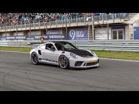 CRAZY LOUD Porsche 991.2 GT3 RS with Sharkwerks Exhaust !