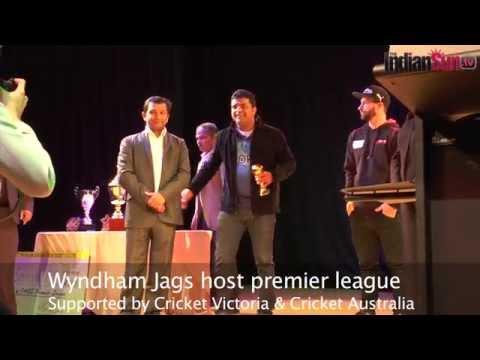 Wyndham Jags host cricket league: Mathew Wade in attendance