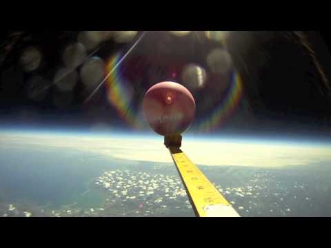 UMass Amherst Physics Weather Balloon
