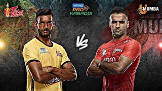 Match 1 Telugu Titans Vs U Mumba Live Match In Hindi || Sports Academy ||