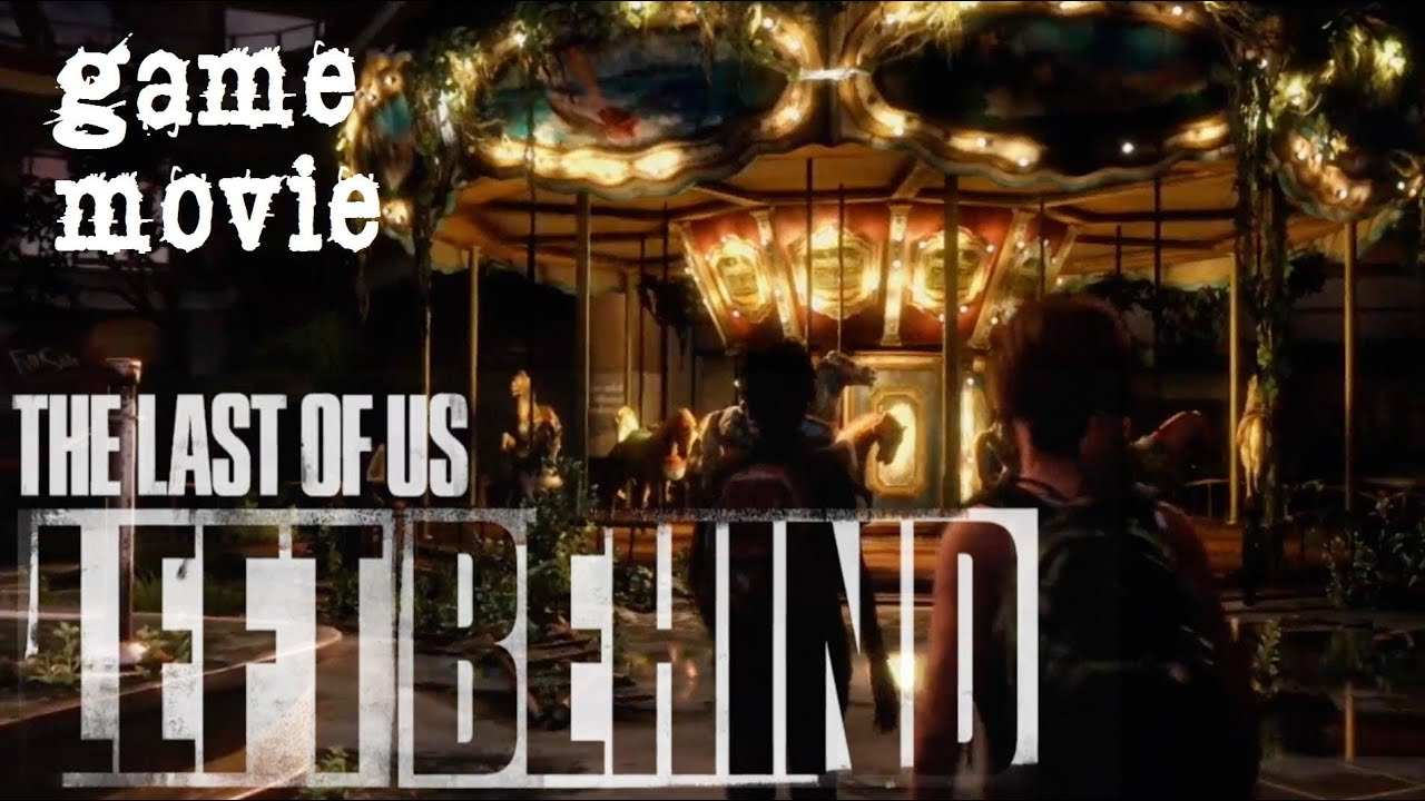 The Last of Us : Left Behind [Game Movie] {HD} - YouTube