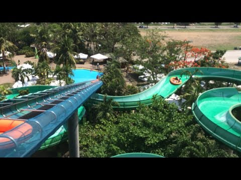 Splash Island Waterpark Southwoods Ecocentrum Binan Philippines by HourPhilippines.com