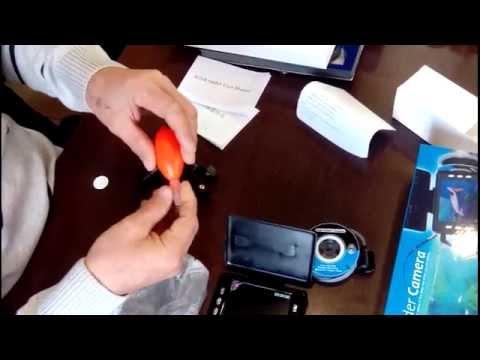 Как из телефона сделать подводную камеру