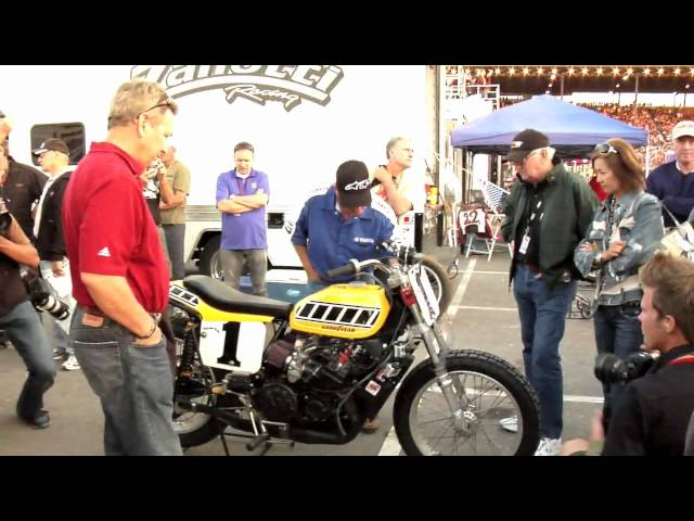 Kenny Roberts and the Indy Mile (2009)