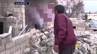 معارك بين الأكراد وتنظيم الدولة بمعبر مرشد بينار