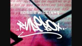 Watch Robbie Williams Lonestar Rising video