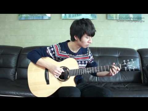 Sungha Jung - Somewhere Only We Know