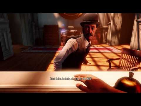 Bioshock Infinite | Tickets for the First Lady Airship (both options)