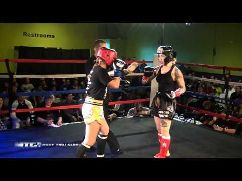 Muay Thai Global IX 10 Chung vs Tanguay