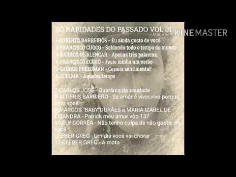 SÓ RARIDADES DO PASSADO VOL 01