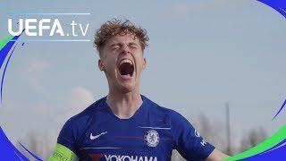 Quarter-final highlights: Chelsea v Dinamo Zagreb