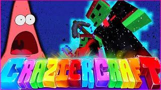 "Minecraft CRAZIER CRAFT SMP - ""MEETING A GIGANTIC... ME??!"" - Episode 16"