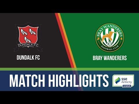 HIGHLIGHTS: Dundalk 0-0 Bray Wanderers