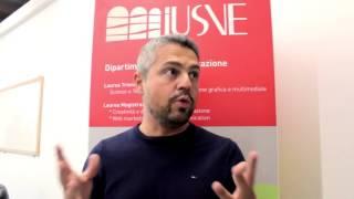 Intervista degli studenti IUSVE a Rudy Bandiera