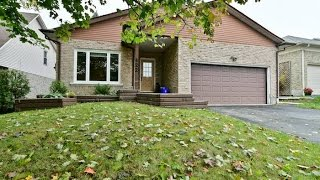 422 Prince of Wales Dr Whitby Open House Video Tour