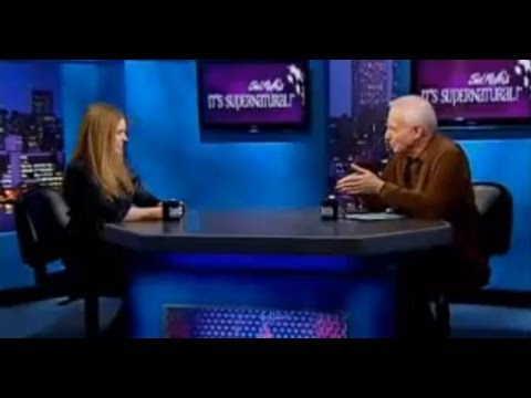 Katie Souza on Sid Roth It's Supernatural -- Ascending Into The Supernatural
