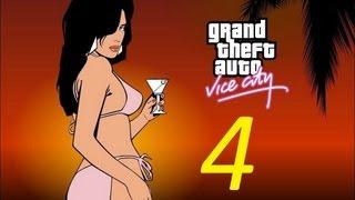 Прохождение GTA Vice City  серия 4 (Украли танк средь бела дня)