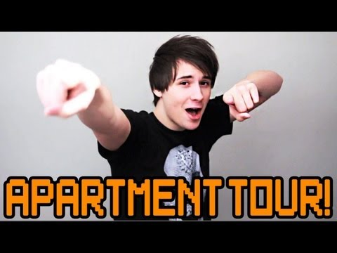 APARTMENT TOUR!!1!