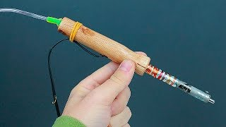 Super idea hot air gun from a soldering iron