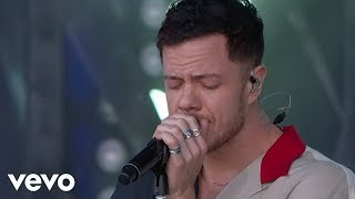 Download Imagine Dragons  Natural Jimmy Kimmel Live Performance