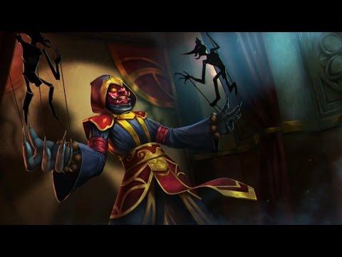 HON อวต้าใหม่ Puppet Master : Dalang