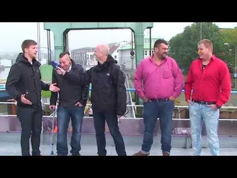 Fährtalk - Gespräche auf der Weser Am 27.11.2014 mit den North Vikingz